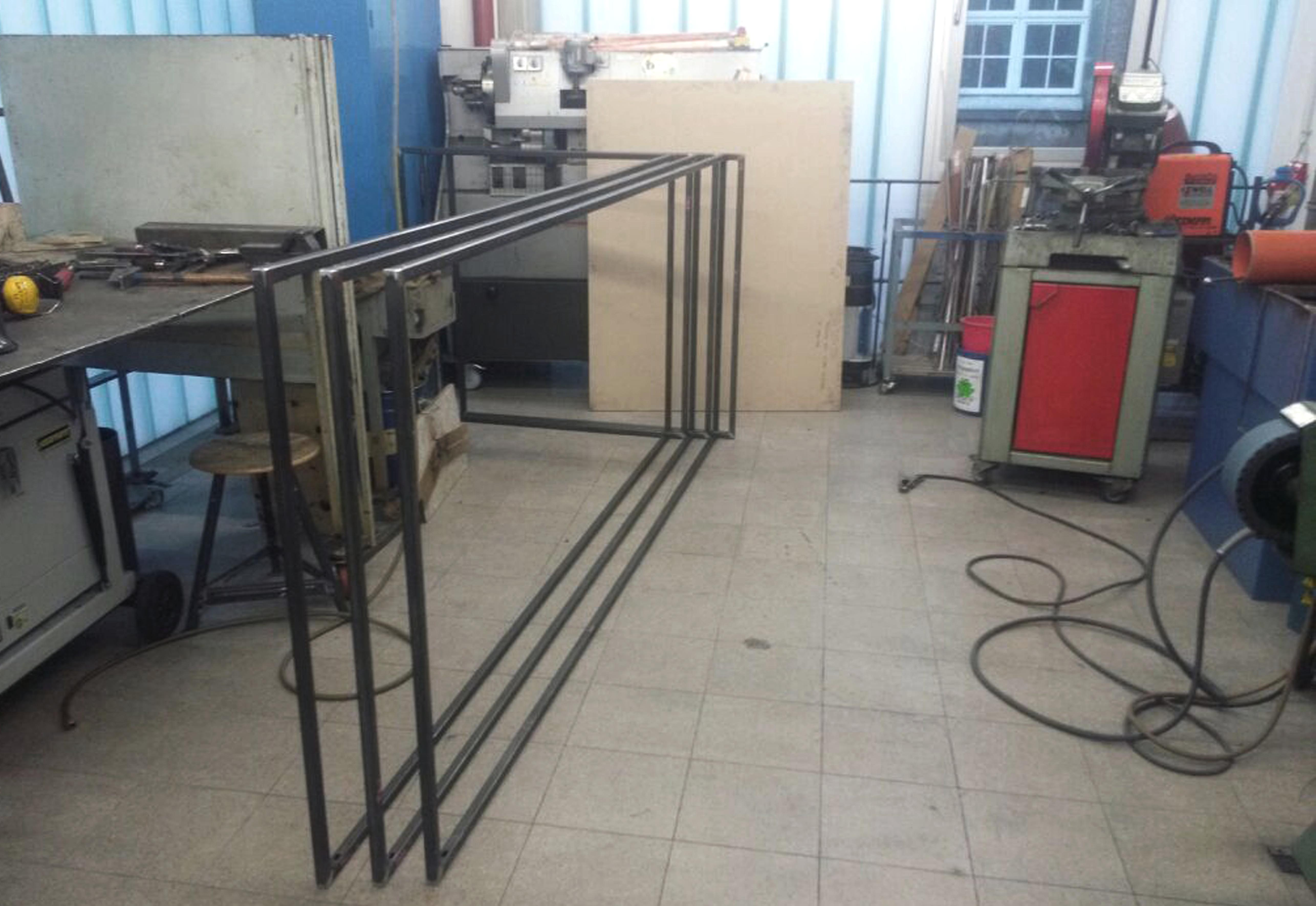 Rahmen-Werkstatt