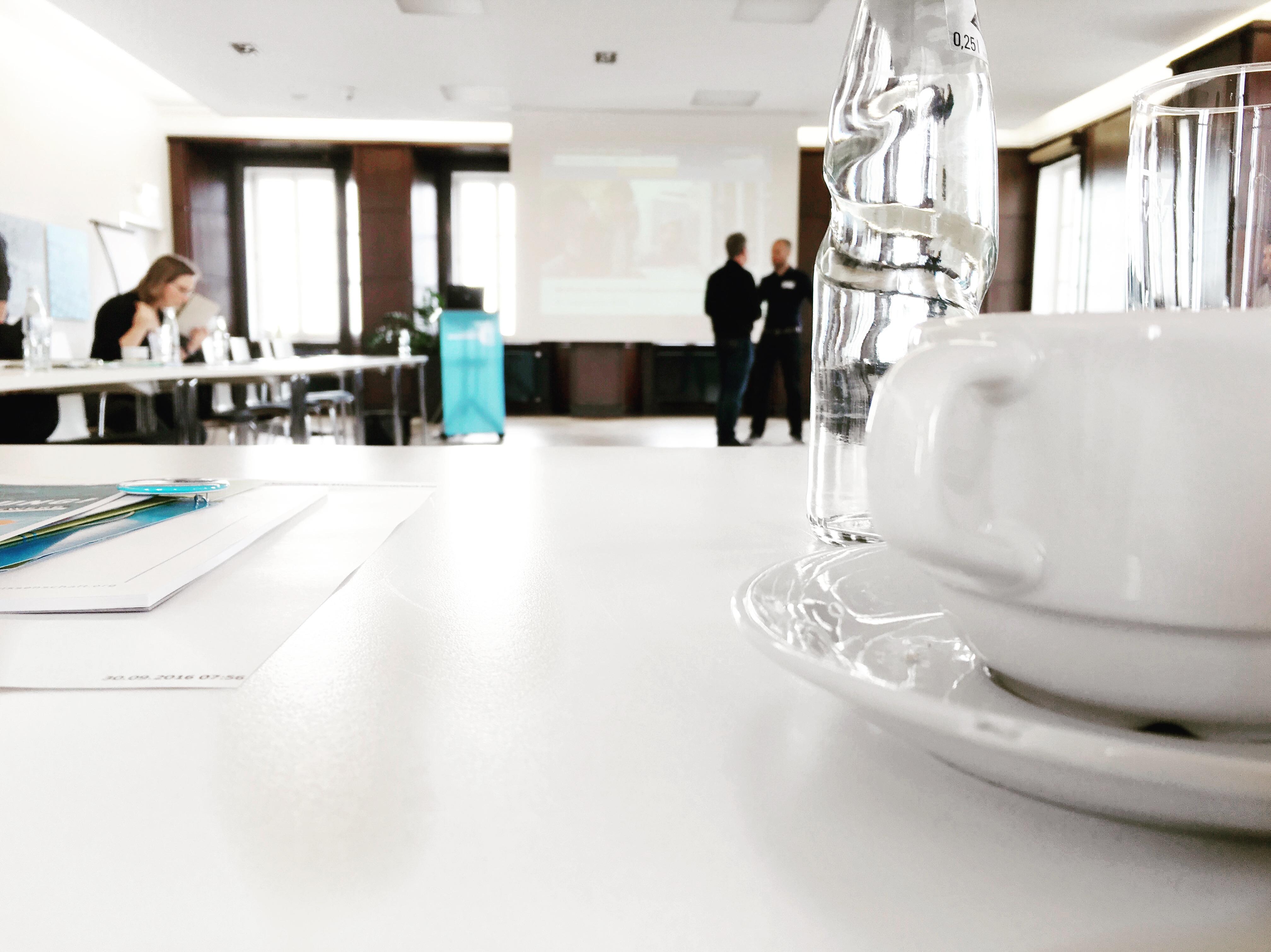 Erstes Treffen in Braunschweig
