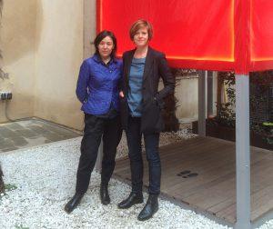Spree Team beim Planungsworkshop an der Architekturbiennale Venedig, 27 November: intensiv, schön und viel Meer!