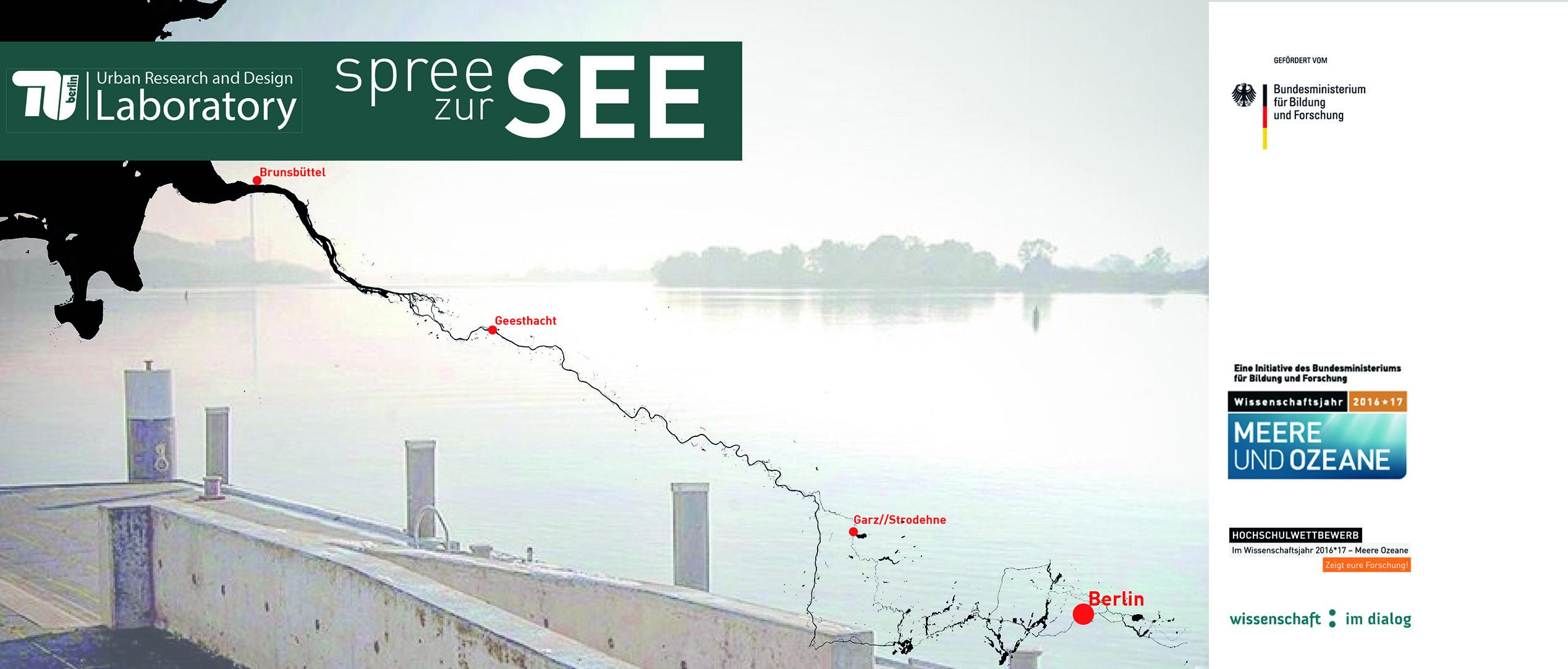 Forschungsreise von der Spree zur See 19-24 Juni!