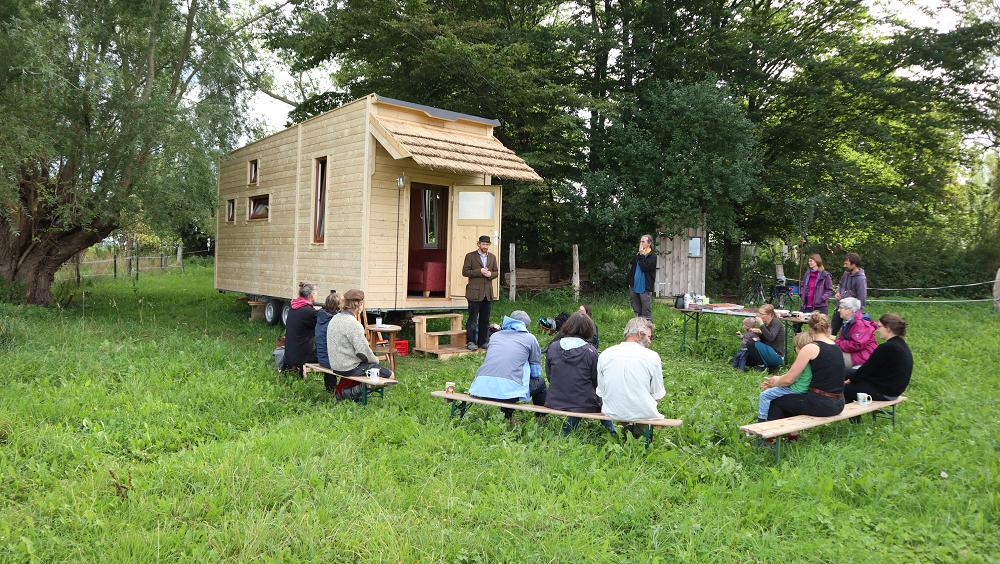 Paludi-Tiny House (Foto: N. Körner)